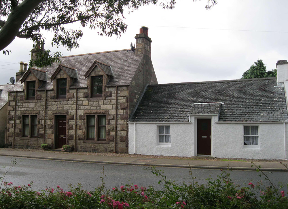 Carnfune & Beinn Ghobhlach Cottages