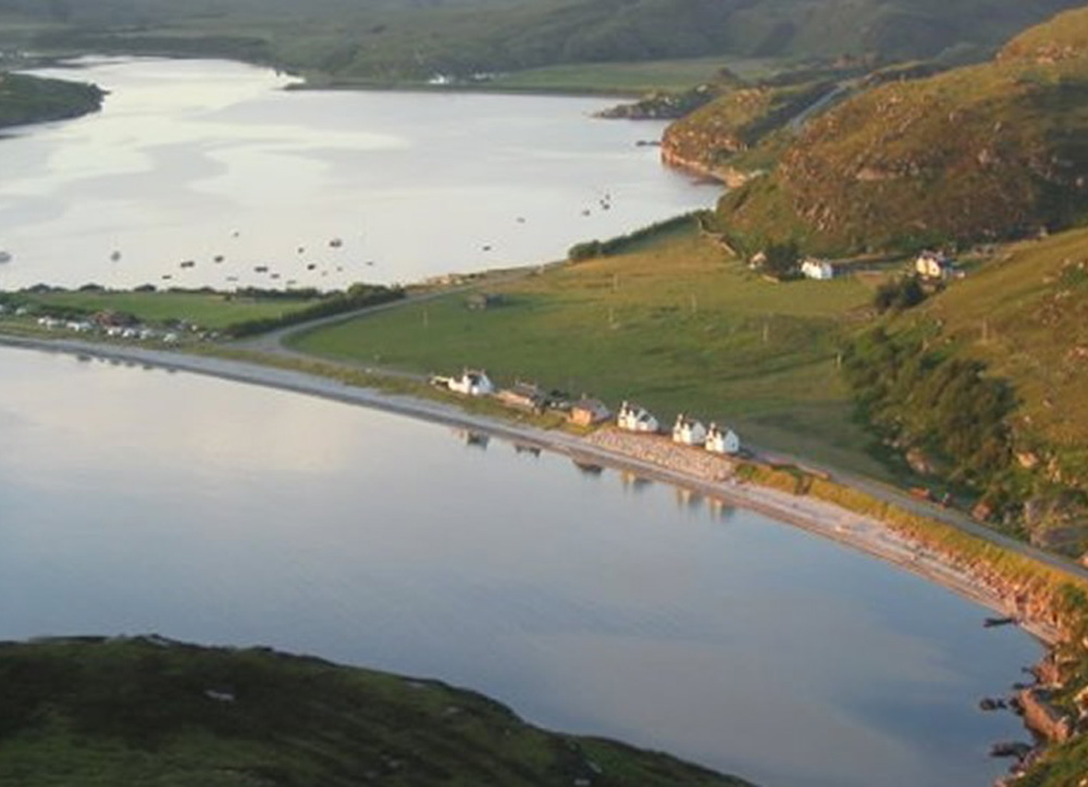 Ardmair Bay Cottages & Chalets